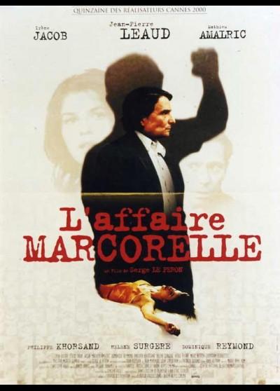 AFFAIRE MARCORELLE (L') movie poster