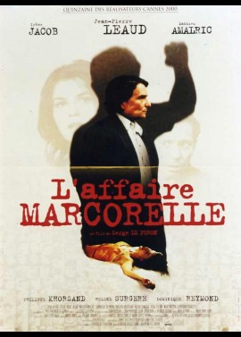 AFFAIRE MARCORELLE (L') movie poster
