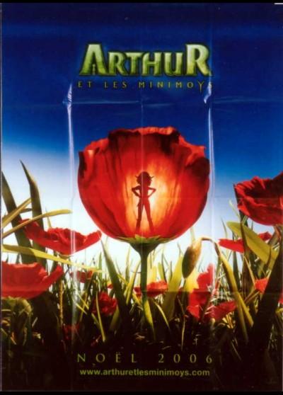 affiche du film ARTHUR ET LES MINIMOY