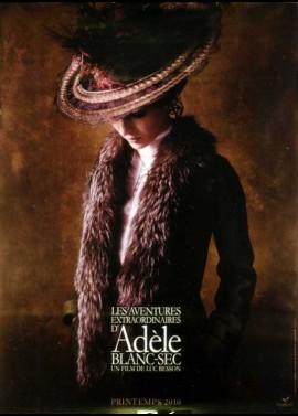 affiche du film AVENTURES EXTRAORDINAIRES D'ADELE BLANC SEC (LES)