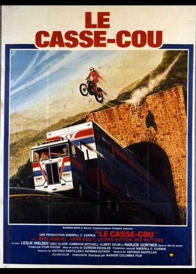 affiche du film CASSE COU (LE)
