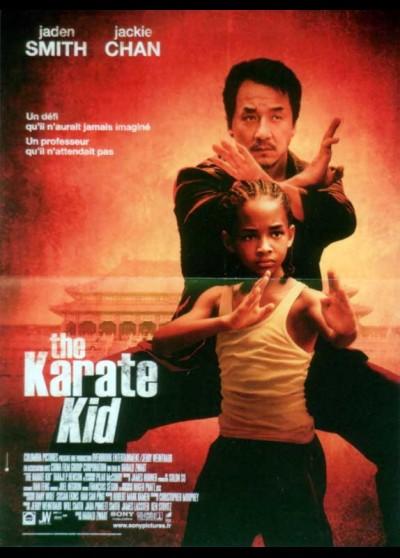 affiche du film KARATE KID (THE)