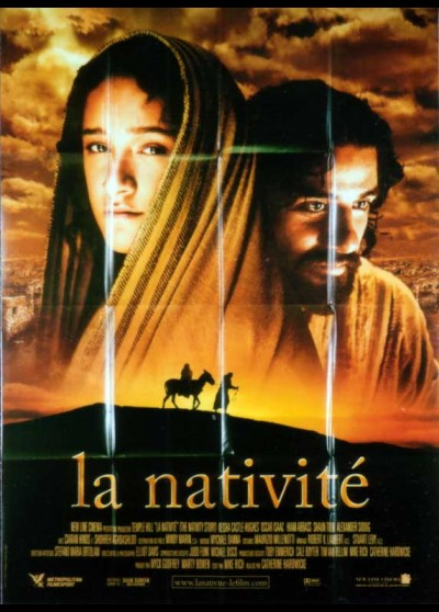 NATIVITY STORY (THE) movie poster