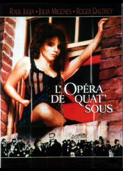 affiche du film OPERA DE QUAT'SOUS (L')