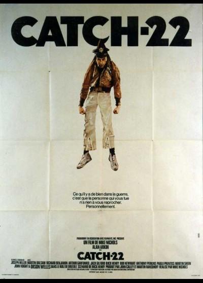affiche du film CATCH VINGT DEUX