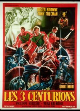 TRE CENTURIONI (I) movie poster