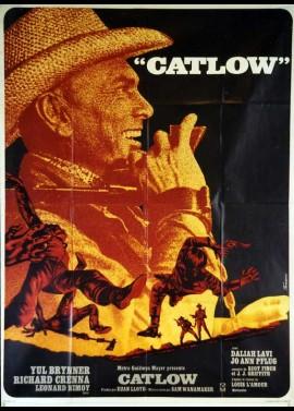 affiche du film CATLOW