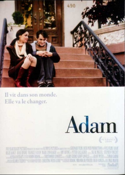 affiche du film ADAM