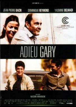 ADIEU GARY movie poster