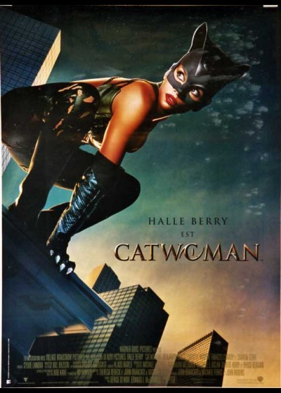 CATWOMAN movie poster