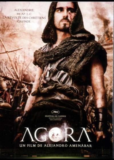 AGORA movie poster