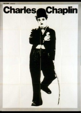 CHARLES CHAPLIN movie poster