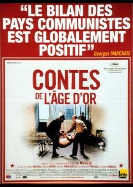 affiche du film CONTES DE L'AGE D'OR