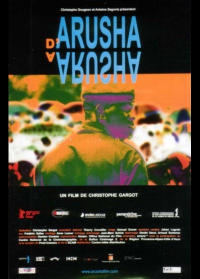 D'ARUSHA A ARUSHA movie poster