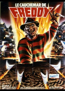 A NIGHTMARE ON ELM STREET 4 THE DREAM MASTER movie poster