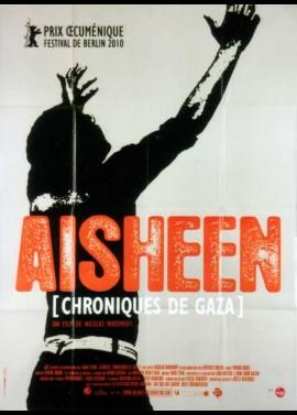 affiche du film AISHEEN (CHRONIQUES DE GAZA)