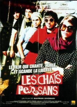 affiche du film CHATS PERSANS (LES)