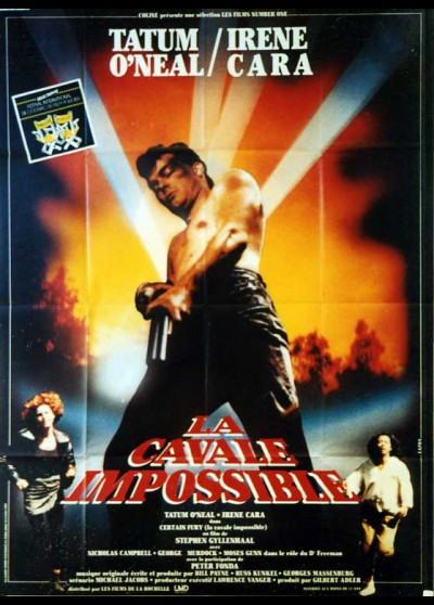 affiche du film CAVALE IMPOSSIBLE (LA)
