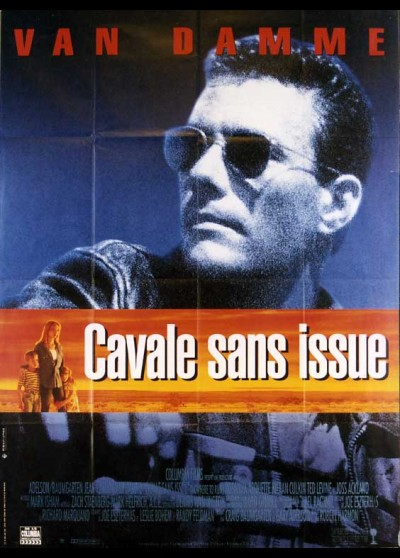 affiche du film CAVALE SANS ISSUE