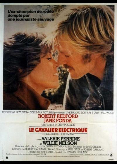 affiche du film CAVALIER ELECTRIQUE (LE)