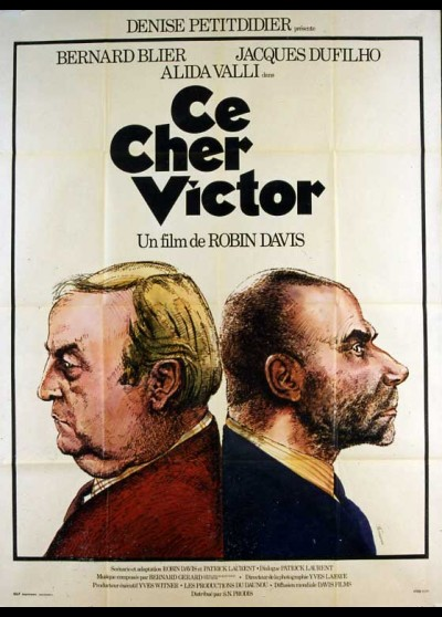 CE CHER VICTOR movie poster