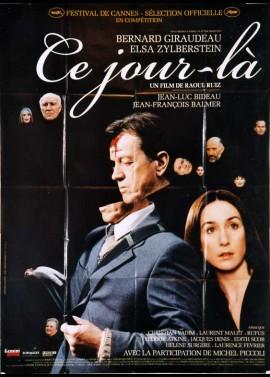 affiche du film CE JOUR LA