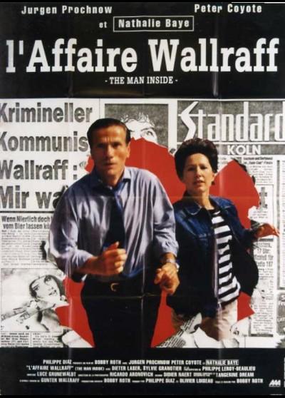 affiche du film AFFAIRE WALLRAFF (L')