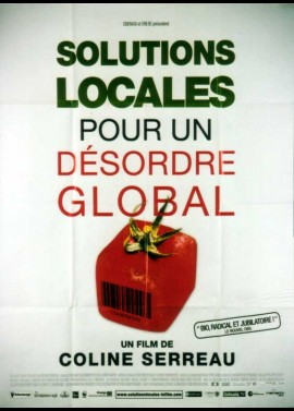 SOLUTIONS LOCALES POUR UN DESORDRE GLOBAL movie poster