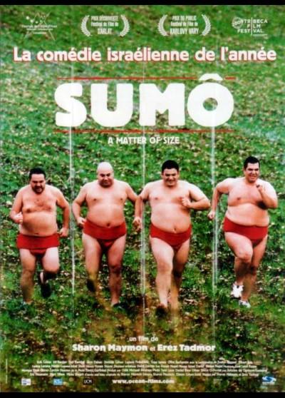 affiche du film SUMO