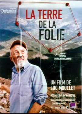TERRE DE LA FOLIE (LA) movie poster