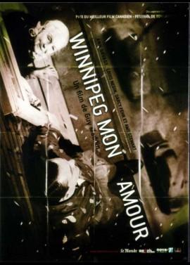 affiche du film WINNIPEG MON AMOUR