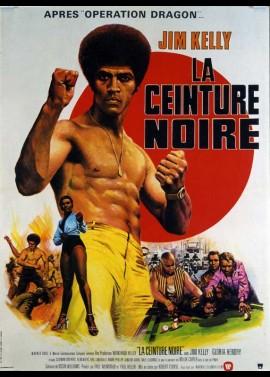 affiche du film CEINTURE NOIRE (LA)