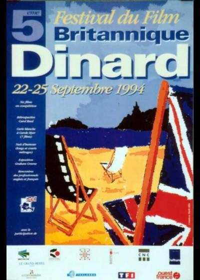 FESTIVAL DU FILM BRITANNIQUE 1994 movie poster
