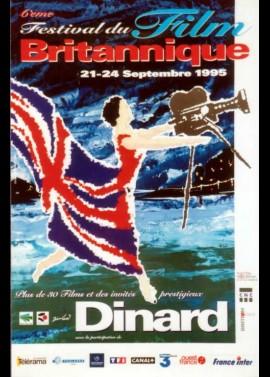 affiche du film FESTIVAL DU FILM BRITANNIQUE 1995