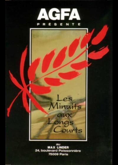 MINUITS AUX LONGS COURTS (LES) movie poster
