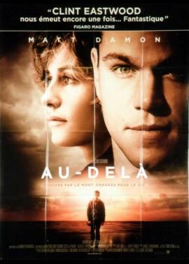 affiche du film AU DELA