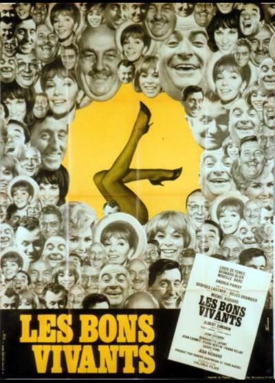 BONS VIVANTS (LES) movie poster