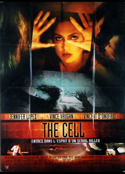 affiche du film CELL (THE)