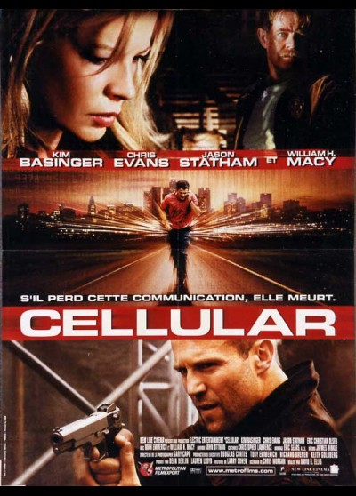 CELLULAR movie poster