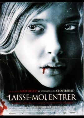 affiche du film LAISSE MOI ENTRER