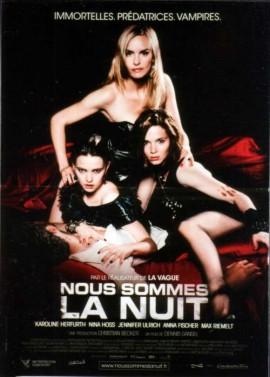 WIR SIND DIE NACHT movie poster