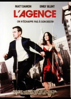 affiche du film AGENCE (L')