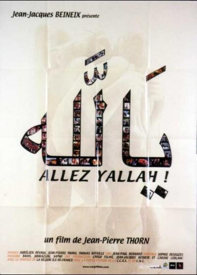 affiche du film ALLEZ YALLAH