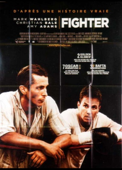 FIGHTER (THE) movie poster