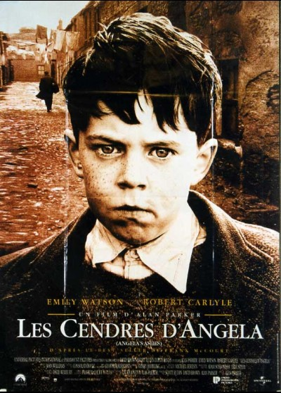 affiche du film CENDRES D'ANGELA (LES)