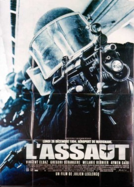 ASSAUT (L') movie poster