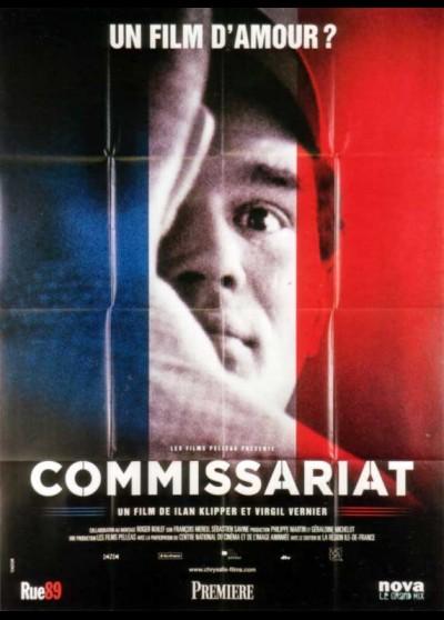 affiche du film COMMISSARIAT