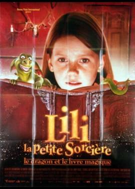 HEXE LILLI DER DRACHE UND DAS MAGISCHE BUCH movie poster