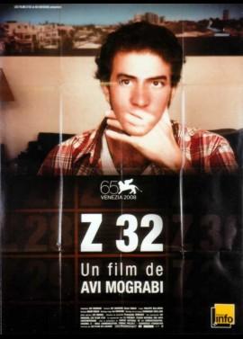 affiche du film Z 32 / Z32