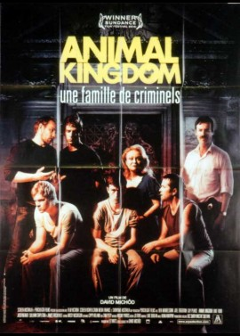 ANIMAL KINGDOM movie poster